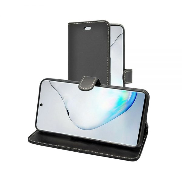 Wallet for Galaxy Note 10 Plus & Galaxy Note 10 Plus 5G - Black