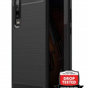 Carbon Air for iPhone XR - Black