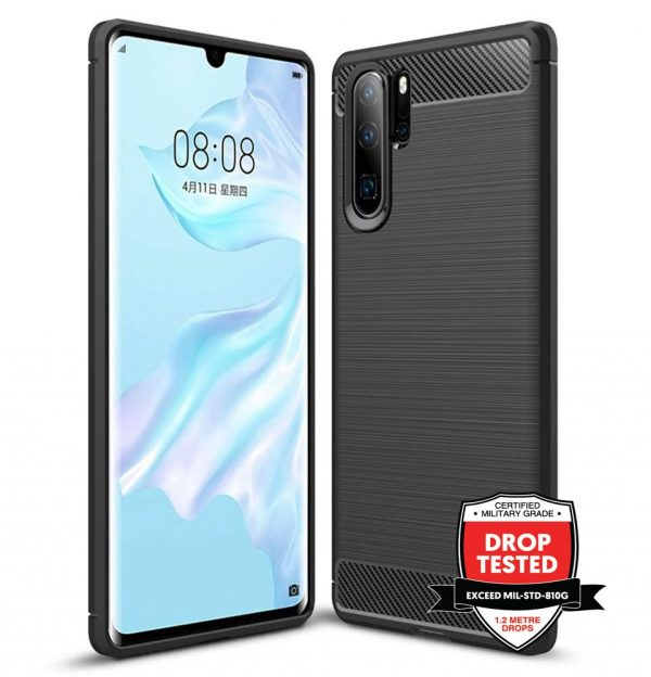 Carbon Air for Huawei P30 Pro - Black