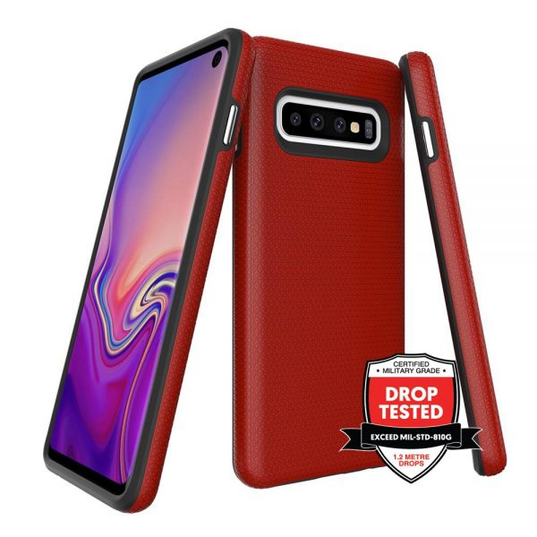 DualPro for Galaxy S10 - Red