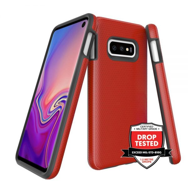 DualPro for Galaxy S10e - Red