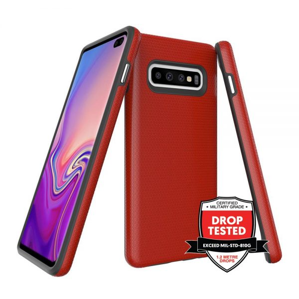 DualPro for Galaxy S10 Plus - Red