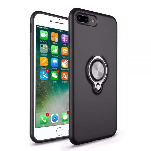 Ring Armour for iPhone 8/7 Plus - Black