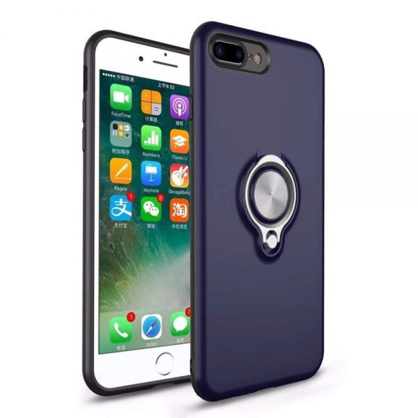 Ring Armour for iPhone 8/7 Plus - Navy