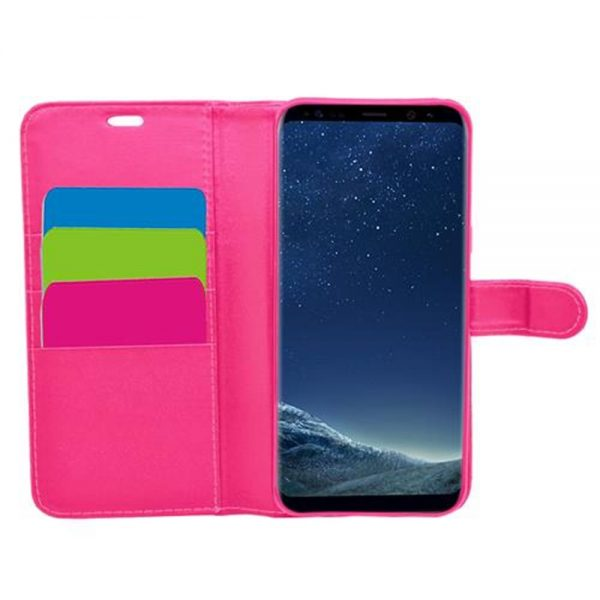 Wallet for Galaxy S8 Plus - Pink