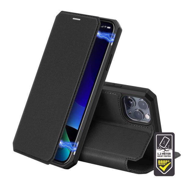 Dux Ducis - Skin X Wallet for iPhone 11 Pro - Black