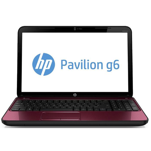 "HP Pavilion G6 Notebook PC (15.6"") - AMD A8-4500M APU with Radeon(tm) HD Graphics - 8GB RAM - 1TB Hard Drive"