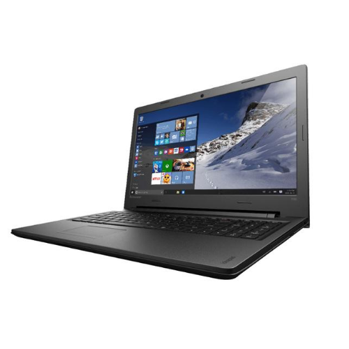 "Lenovo ideapad 100-15IBD (15.6"") - Intel(R) Core(TM) i3-5005U CPU @ 2.00GHz - 4GB RAM - 1TB Hard Drive"